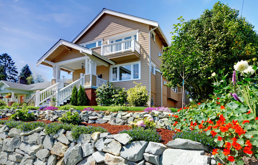 The most efficient ways to add curb appeal to your home