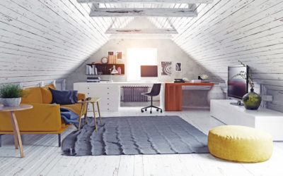 How to Turn Your Attic into a Living Space