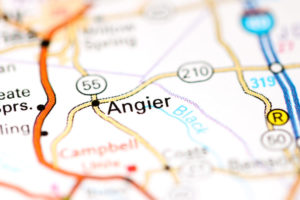 Sell my house in Angier, NC