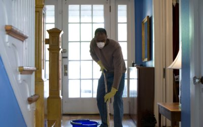 Five Reasons To Clean Your Home and Sell